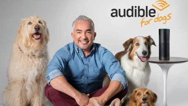 'The Dog Whisperer' curated an audiobook collection for your pup