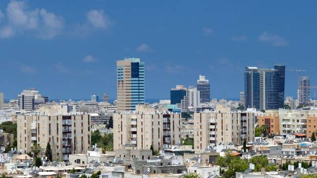 One Kiwi visitor says the amount of Israeli's working in Tel Aviv's cyber security industry could make it the next ...