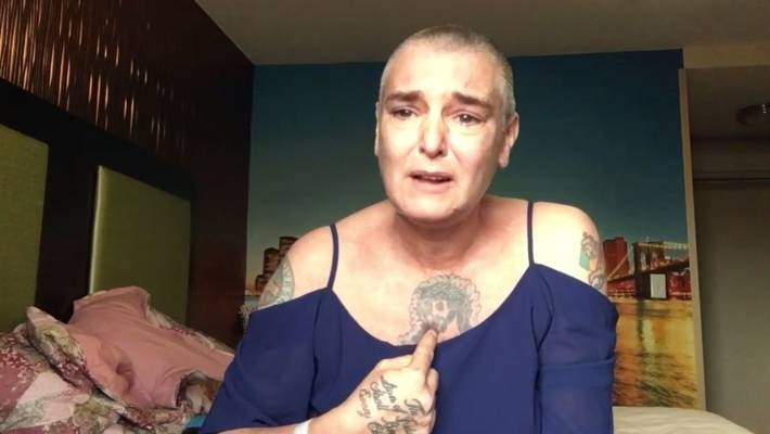 Concern For Sinead Oconnor After The Singer Says She Is Alone And