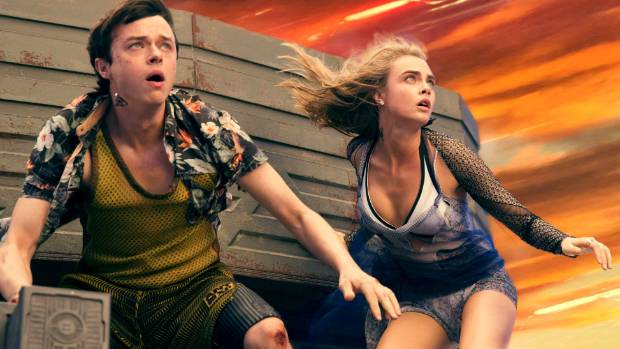 Director Luc Besson's vision of space travel and extra-terrestrial life in Valerian and the City of a Thousand Planets ...