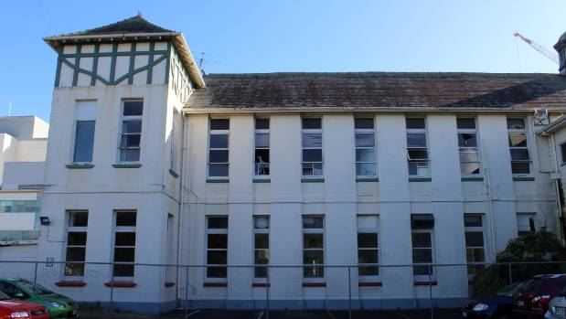Building 5 was granted heritage status in 2010 but has not been in use since 2007.