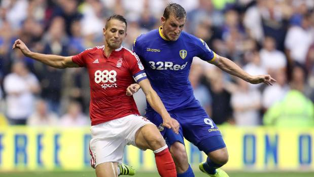 Leeds United reject £16m offer for Chris Wood