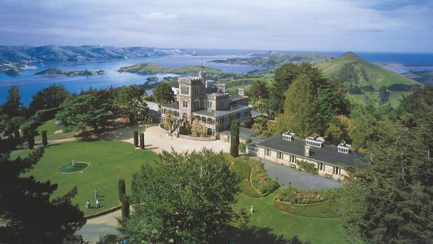 The original owners of Larnach Castle were beset by tragedy.