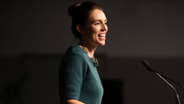 Labour leader Jacinda Ardern is yet to set the royalty rate for commerical water users as part of a new freshwater policy.