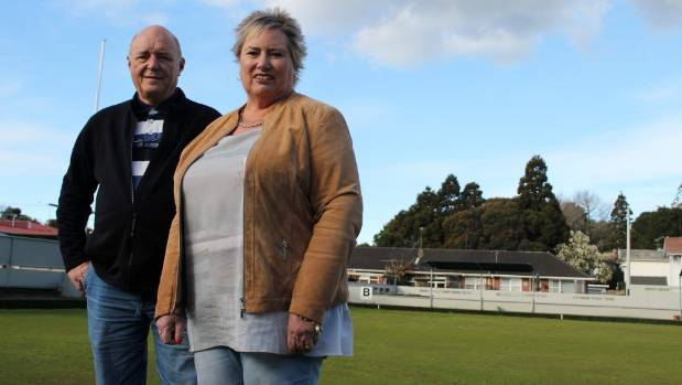 Ian Drew and Gale Ngatai have reached an agreement that will see their two bowling clubs merge.