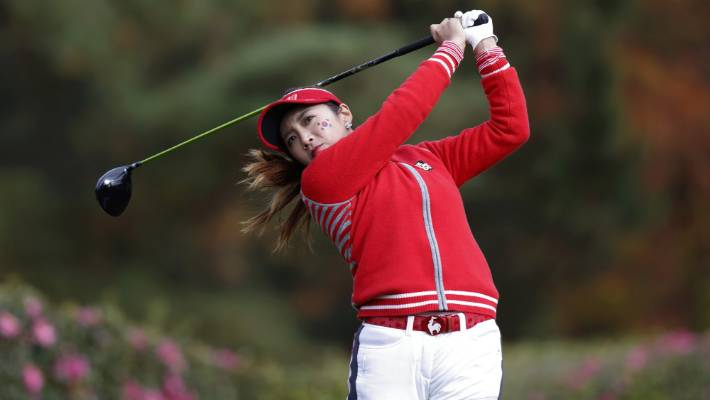 995d12526246e4 When the length of a golf skirt really did matter for women | Stuff ...