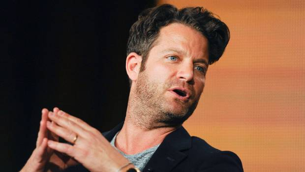 """""""American Dream Builders"""" Executive Producer and host Nate Berkus takes part in a panel discussion at the NBC portion of ..."""