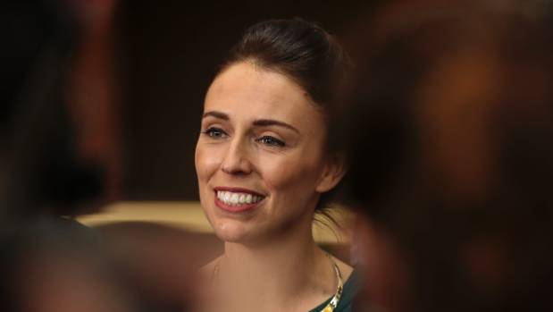 Money raised from the royalties would be used to clean up New Zealand's waterways, says Labour leader Jacinda Ardern.