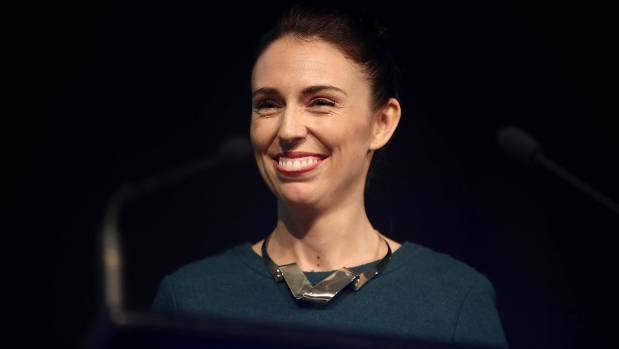 Jacinda Ardern's chirp as Labour leader will come in handy as halfback in this Parliament XV.