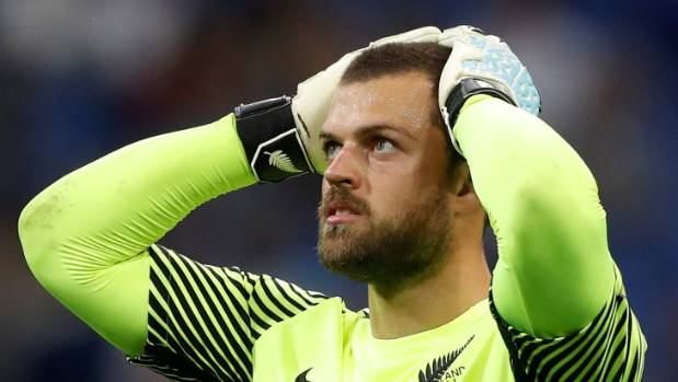 Image result for stefan marinovic whitecaps injury