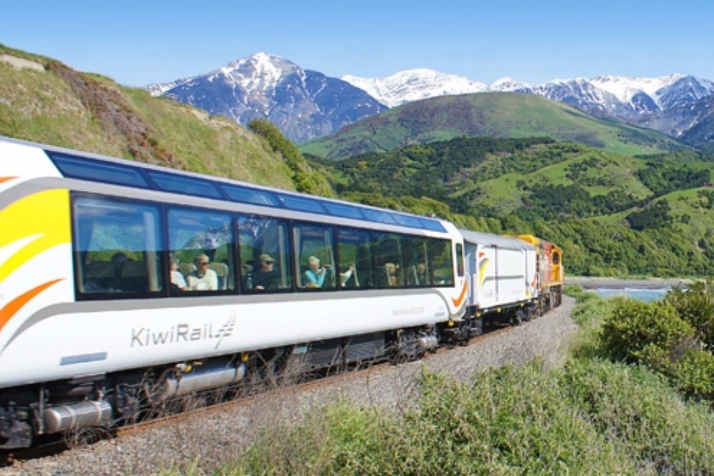 Aboard the Coastal Pacific train: What's changed since the