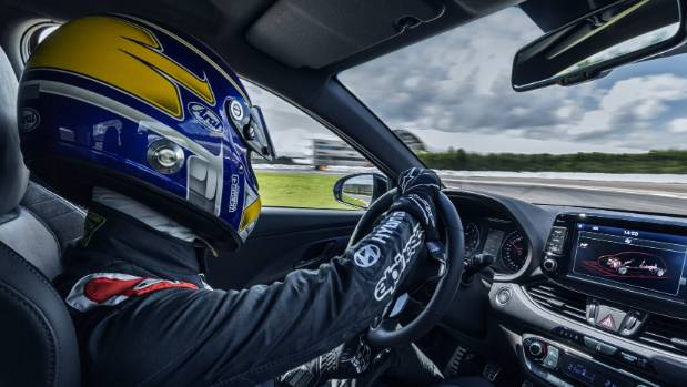 Even if you're only going to the shops, you should try to steer like a racing driver.