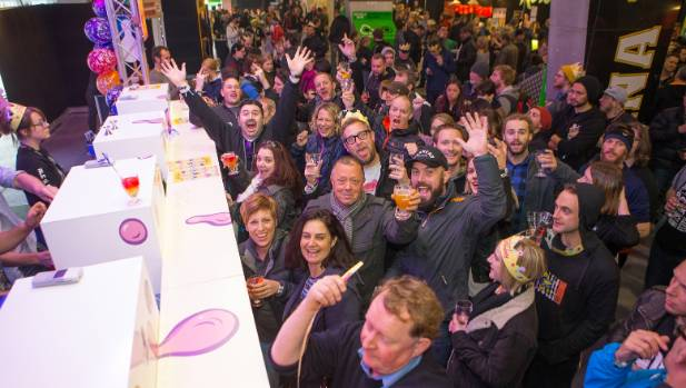 More than 60 brewers will be displaying at craft beer's annual showcase, Beervana, on Friday and Saturday.