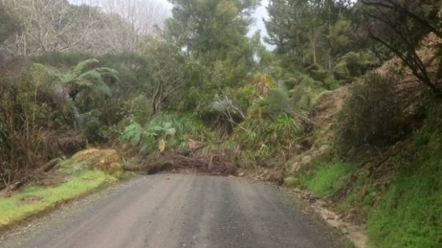 Last year, a slip in the Tangarakau Gorge blocked the only detour north from Taranaki as SH 3 was also closed.