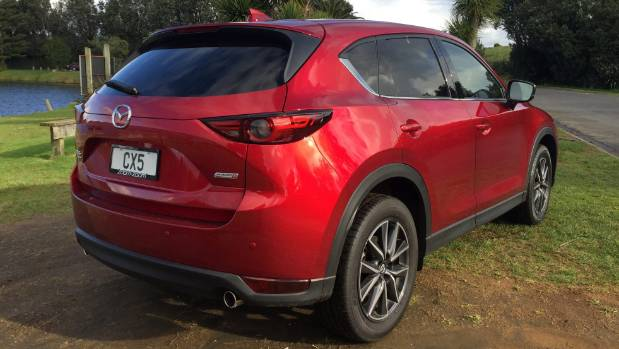 Mazda CX-5 is so good it is a strong contender for this year's New Zealand Car of the Year honours.