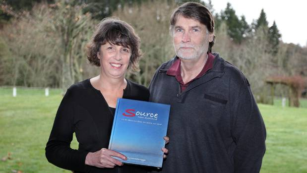 Henrietta and Gerhard Egger, authors of the new food and produce book, Source New Zealand.