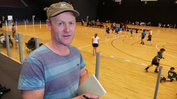 Phil Devery works with eight primary schools in his role as Southern Zone sports co-ordinator.
