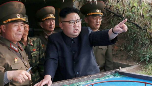 North Korea hones Guam strike plan