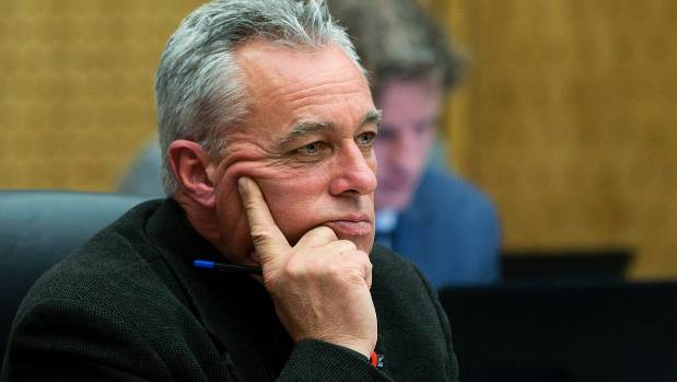 Horowhenua mayor Michael Feyen made an eleventh-hour attempt to stop the public being excluded from discussions about ...