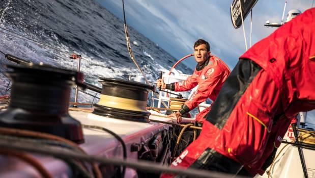 Peter Burling joins Team Brunel for Volvo Ocean Race