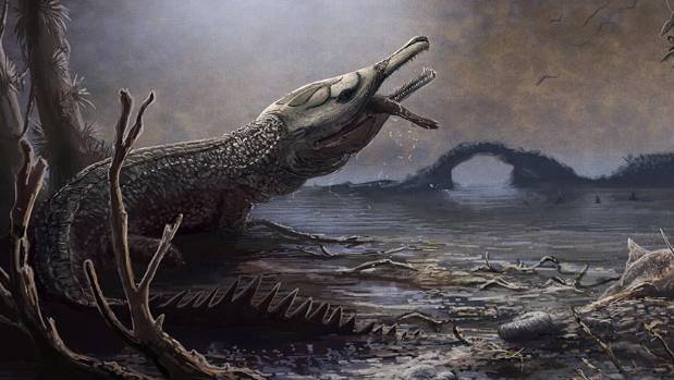 Prehistoric crocodile renamed in honor of Motörhead's Lemmy