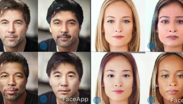 """FaceApp boss Yaroslav Goncharov has defended the new filters. """"The ethnicity change filters have been designed to be ..."""