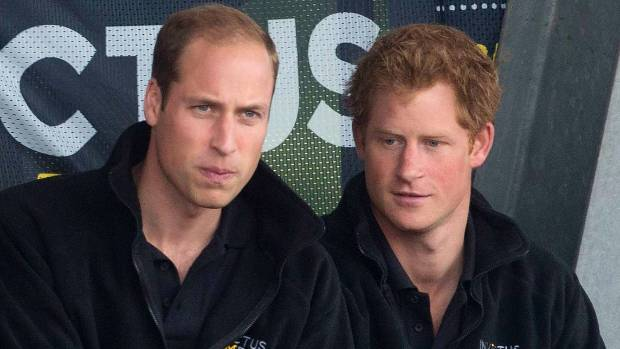 William and Harry's nanny resigned when  William turned 15.