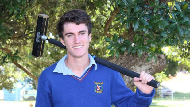 When he's not writing winning science articles. Francis Douglas Memorial College student Felix Webby is a world golf ...