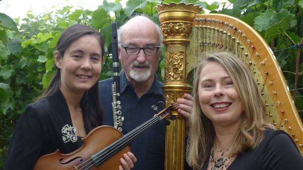 'Les Bons Vivants' are performing at St Andrews Church, on Friday.