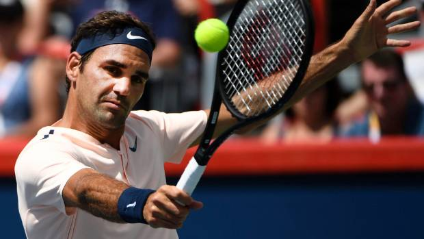 Nadal Shocked By Shapovalov In Montreal; Federer Wins 17th Straight v Ferrer