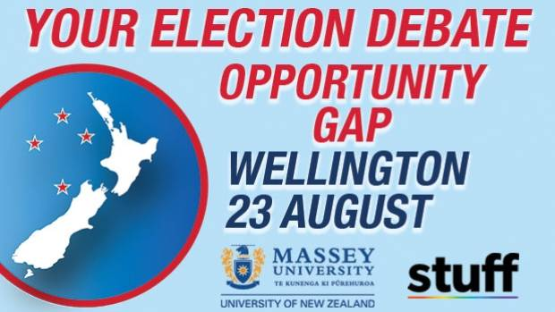 Your election debate: Politicians on the opportunities gap.