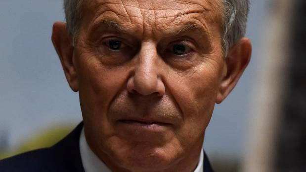 As British Prime Minister, Tony Blair adopted ''Third Way'' policies.