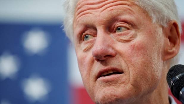 During his presidency, Bill Clinton at best stopped the rise in inequality.