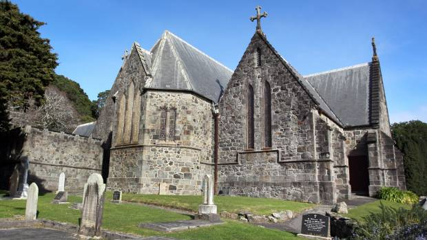 It will take $15 million to upgrade St Mary's Cathedral in New Plymouth.