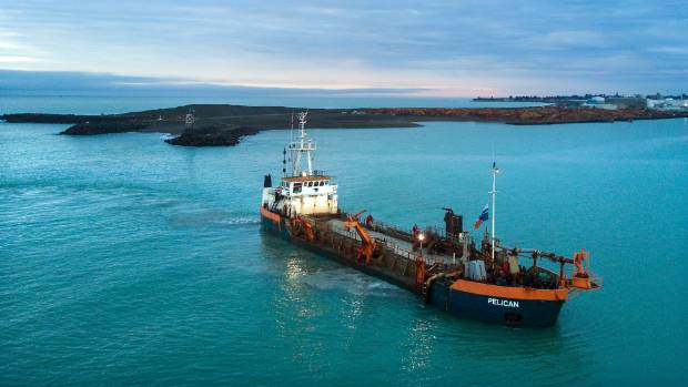 The Pelican will remain on call for any more weather events until October when its contract with PrimePort ends.