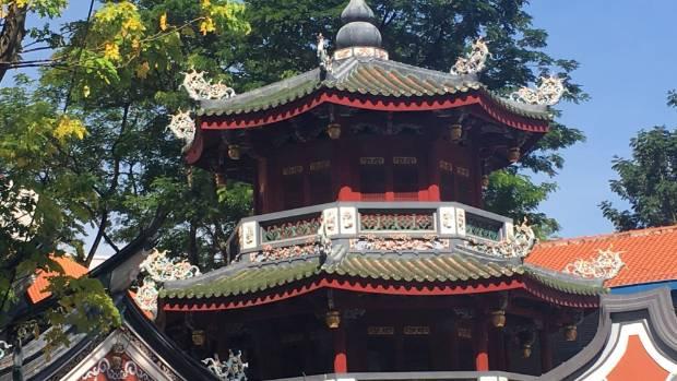 Thian Hock Keng is Singapore's oldest Hokkien temple.