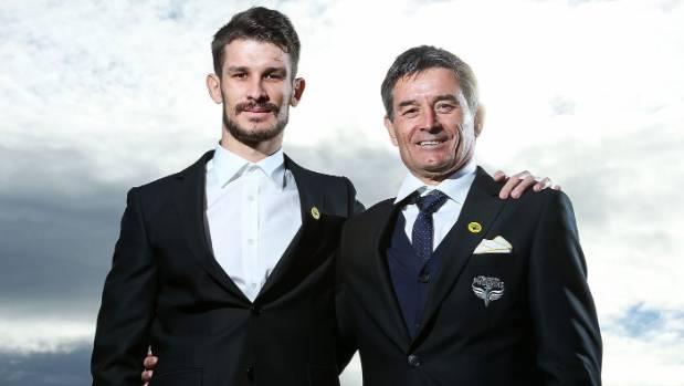 Dario Vidosic will join have his father, Rado Vidosic, as a coach at the Wellington Phoenix this season.