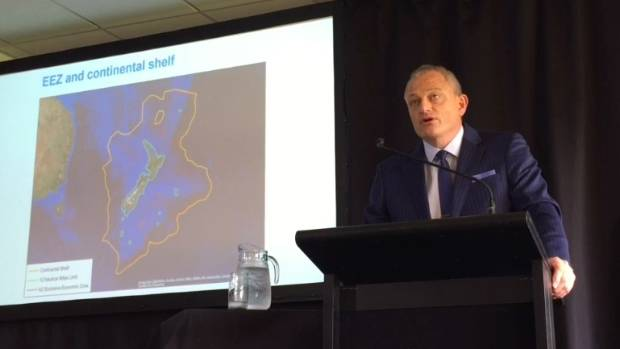 The decision to greenlight ironsand mining off Taranaki was made by just four people.