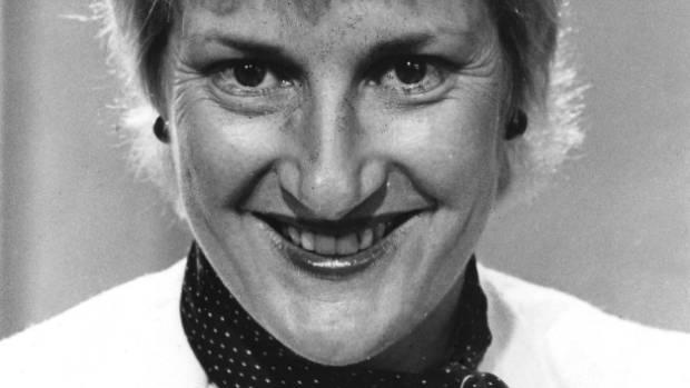 Labour MP Annette King in 1984.