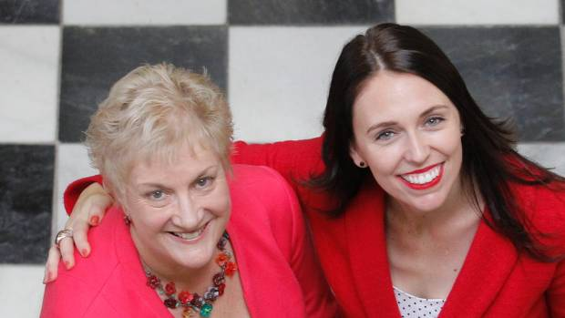 Annette King and Jacinda Ardern were key figures in the Reds.