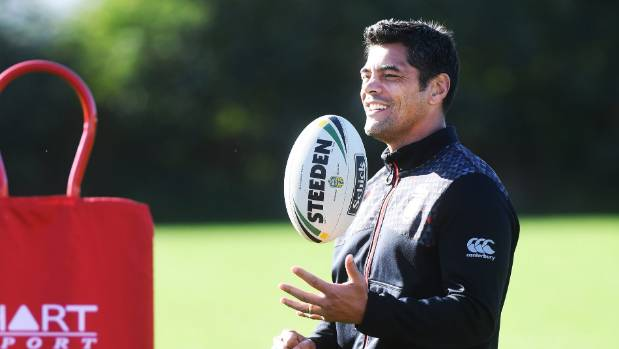 Once a star player here, Stephen Kearney's return to the Warriors hasn't always been a barrel of laughs.