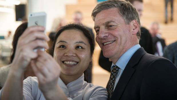 Can Bill English match Jacinda Ardern's rock star appeal on the campaign trail?