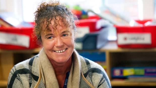 """Sue Gunn says she """"wouldn't have any other career"""" after 27 years of teaching."""