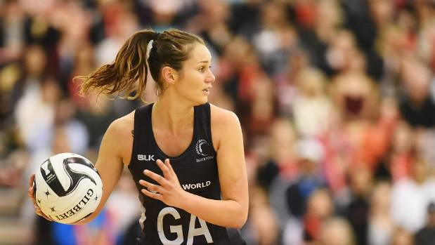Getting back into the Silver Ferns is the goal for shooter Ameliaranne Ekenasio.