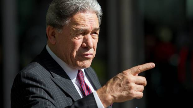 Winston Peters decided to put the boot into the Māori electoral seats, says columnist Dennis Ngawhare.