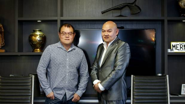 The Chow brothers, whose company Inno, bought the assets of the collapsed Stonewood master franchise and continue to ...