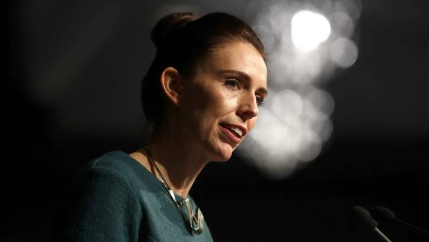 Labour leader Jacinda Ardern said women should not be facing questions about whether or not they want to have babies.