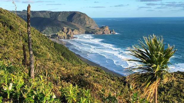 The hike from Piha to Anawhata can be a physical and mental challenge.