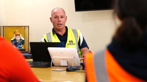 Sandford Timaru site manager Grant Day said the course would hopefully illustrate what a job in the food processing ...
