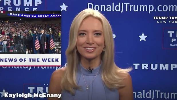 CNN commentator Kayleigh McEnany has left the network for a hosting gig on Trump TV. Could our own politicians learn a ...